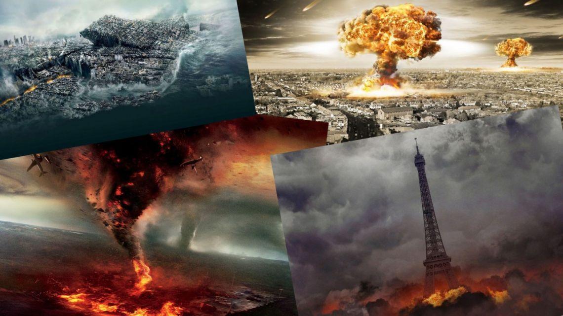 Катастрофы в мировой истории