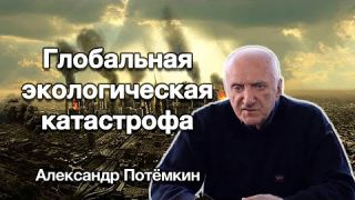 Глобальная экологическая катастрофа — красный уровень опасности. Александр Потёмкин