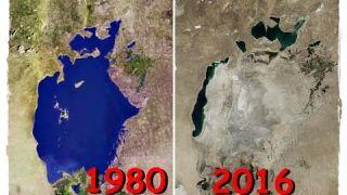 Самые страшные экологические катастрофы планеты Земля